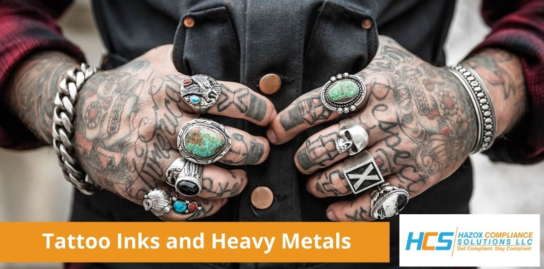 Toxicology Of Tattoo Ink And Cancer Report By Hazox Inc